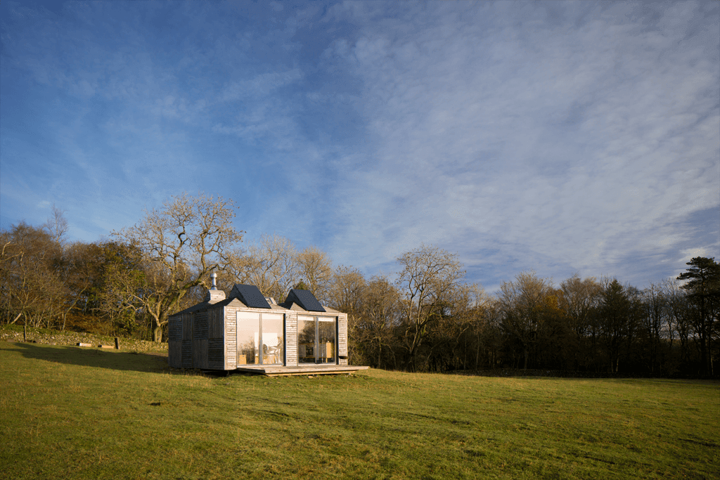 <em>Boutique Eco Retreat</em> | Surrounded by 190 acres of unbroken Scottish countryside